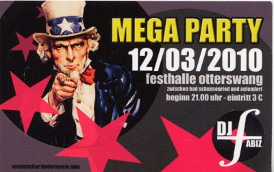 megaparty