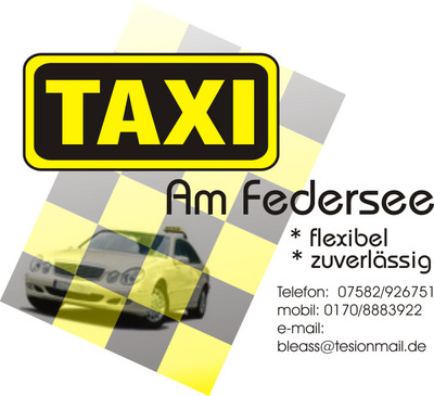 taxifedersee
